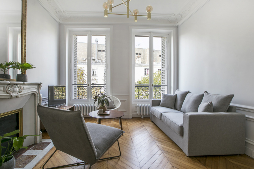 Paris rental the Invalides district