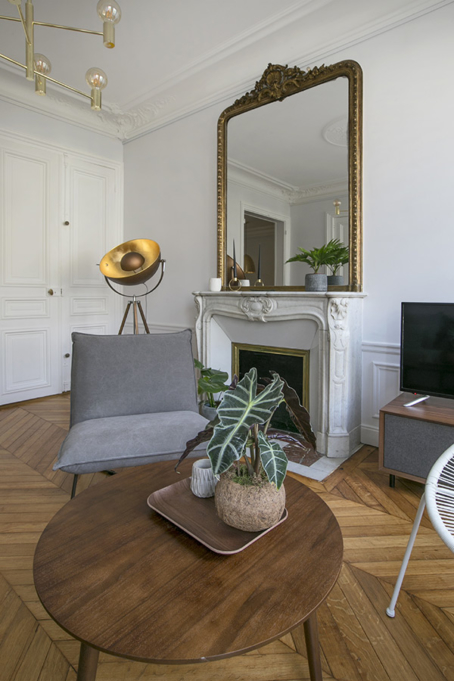 Paris 7th furnished apartment Book-A-Flat