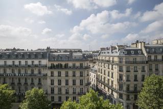 furnished apartment in Paris near Haussmann in the Madeleine district