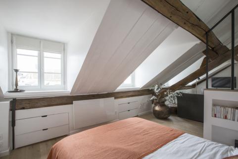 furnished one-bedroom apartment rue Jacob Saint-Germain-des-Près Paris