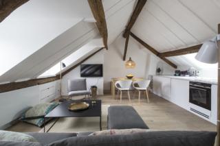renovated furnished apartment one-bedroom Paris Saint-Germain-des-Près