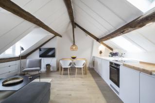 furnished rental high-end apartment Paris Saint-Germain-des-Près