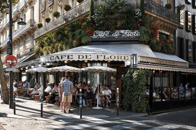 Saint-Germain-des-Prés cafés