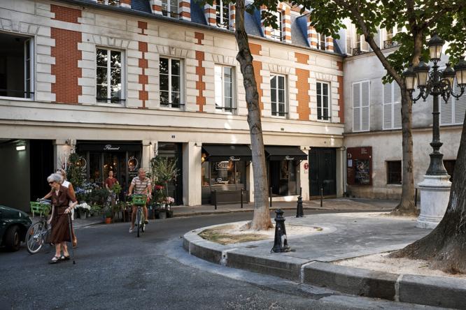 Paris painters artist workshop Delacroix Paris culture