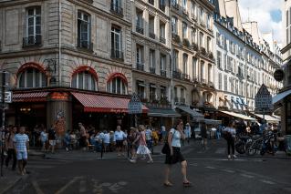 Rue de Seine Maison Mulot