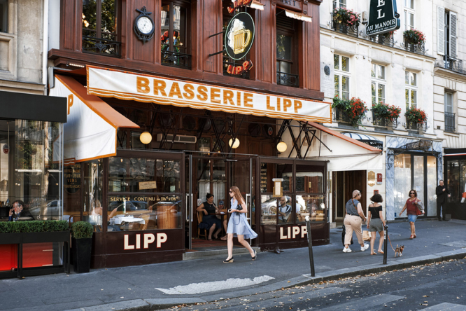 Lipp brasserie