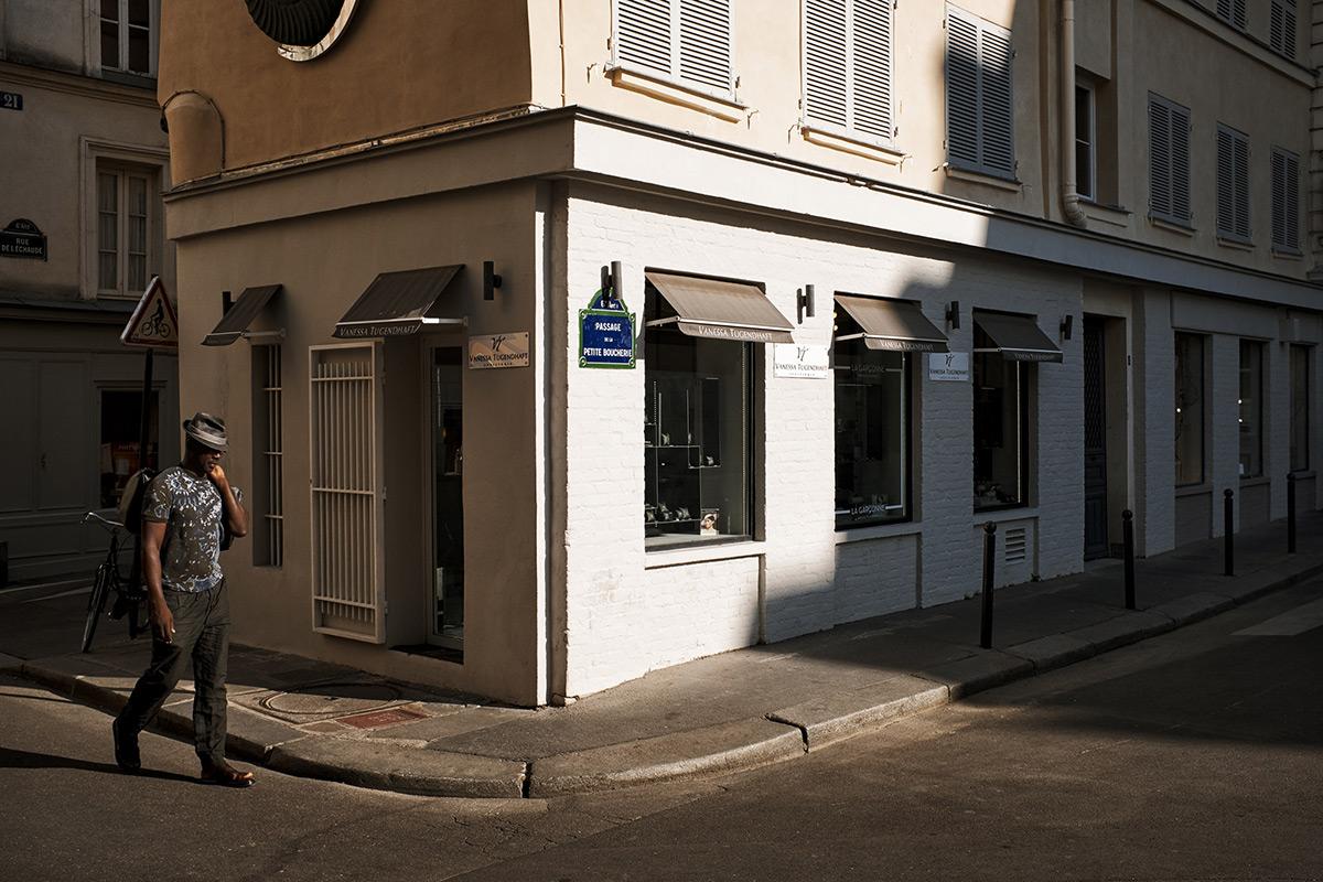 Neighbourhood of Saint-Germain-des-Prés