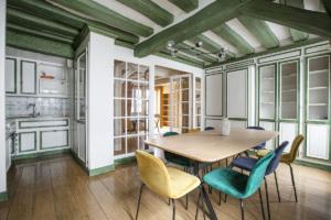 Appartements Parisiens Avec Poutres Apparentes 10 Interieurs Inspirants