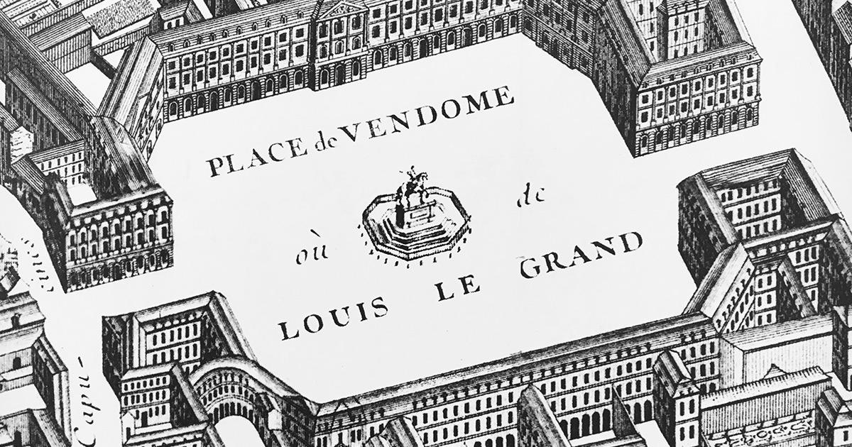 Le quartier de la place Vendôme : Luxe, tout simplement - Où ...