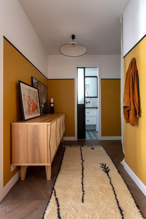 Farrow & Ball Indian yellow