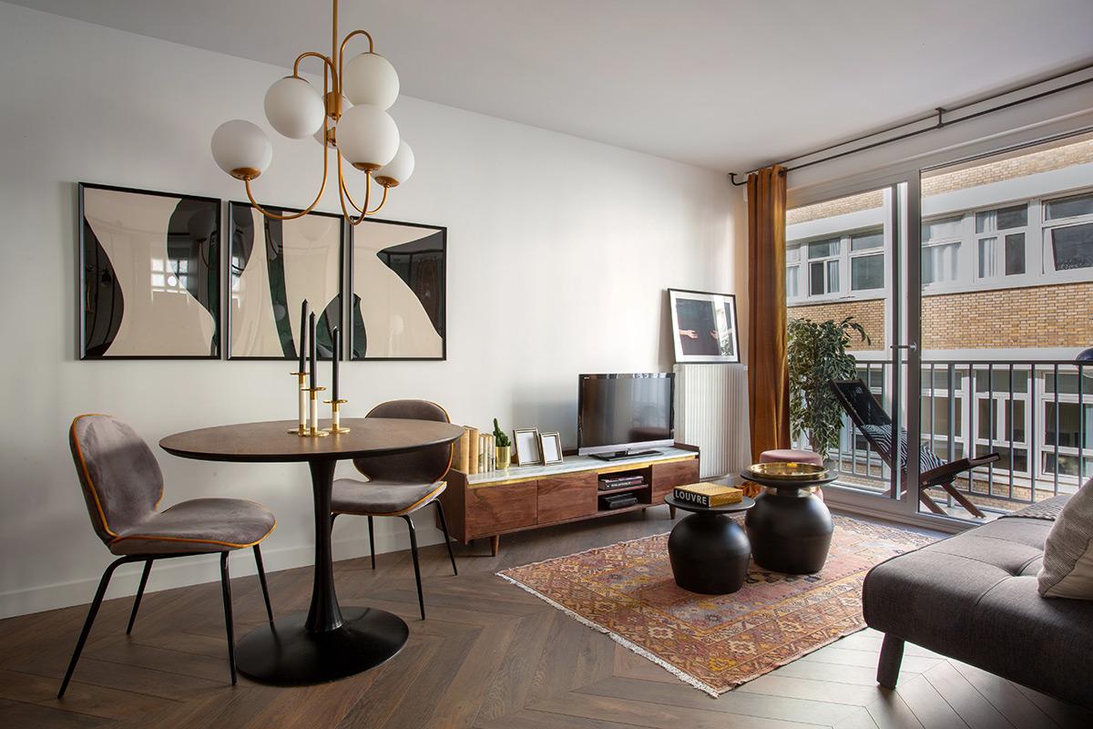 Furnished rental - Paris 07