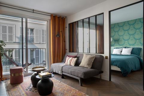 One-bedroom apartment Paris 07