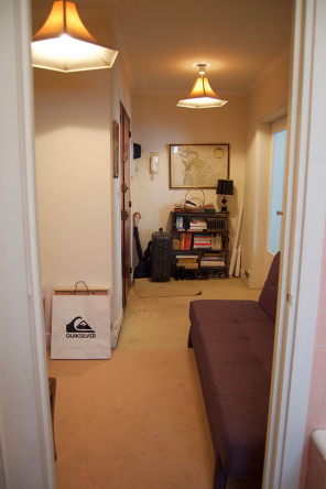 refaire entrée appartement meublé Paris travaux déco architecte intérieur