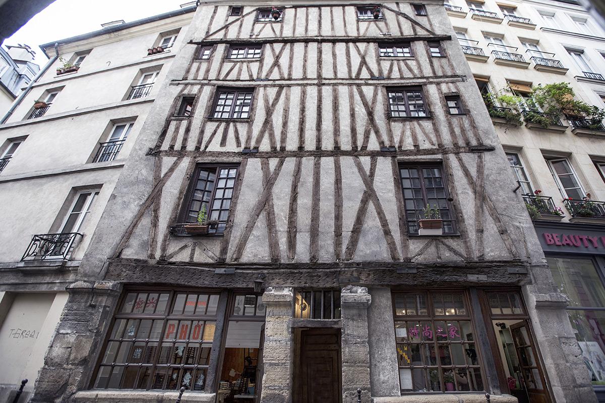 Paris architectural style