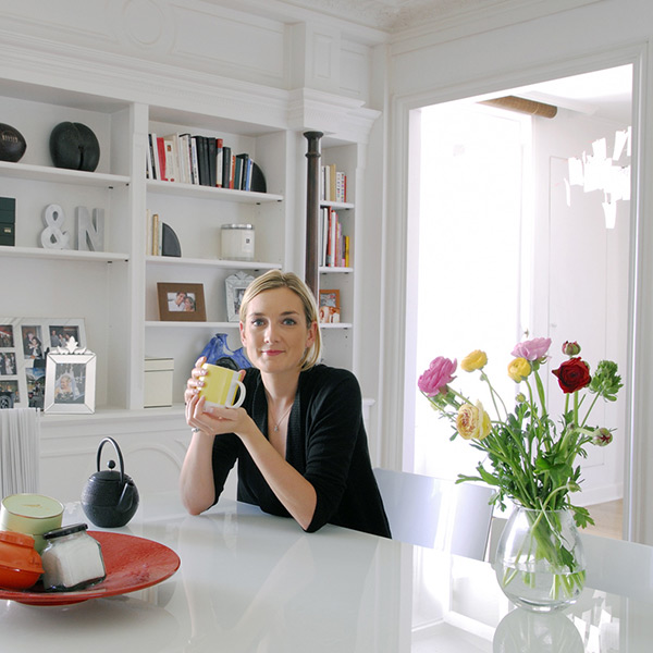 Aurélie Keime, Décodeuse interior design in Paris
