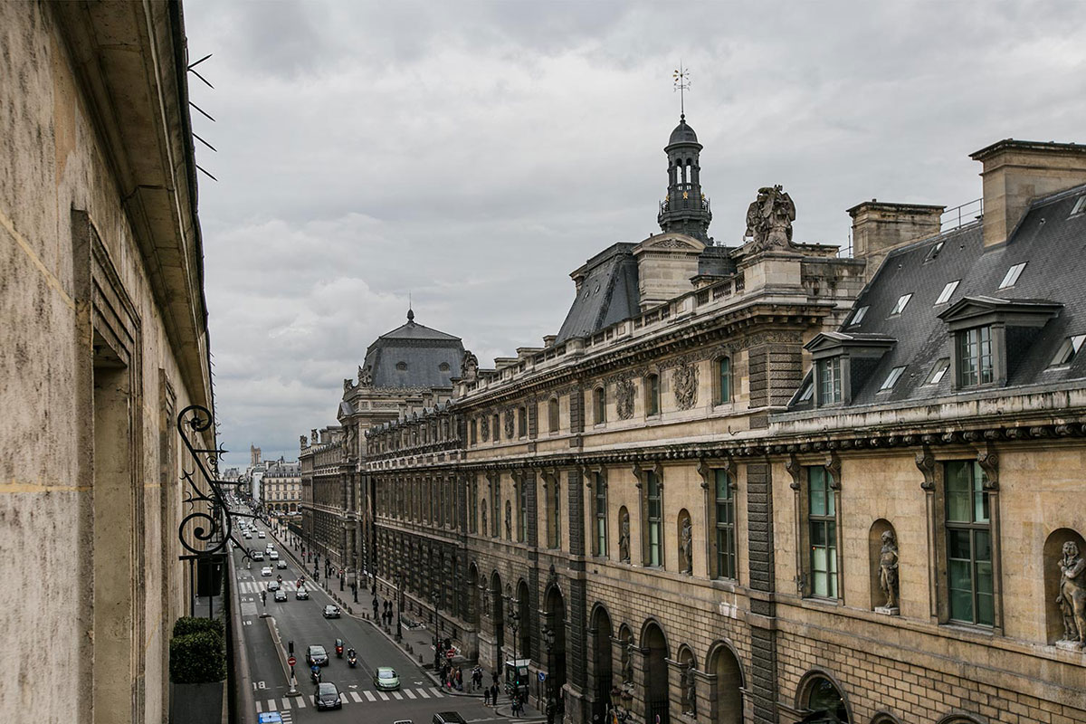 Rivoli - Best neighbourhoods to live in Paris