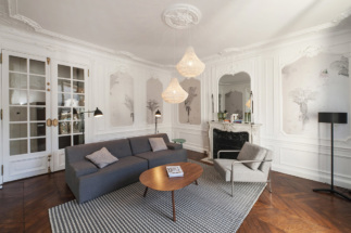 Furnished rental contemporary lifestyles in Paris