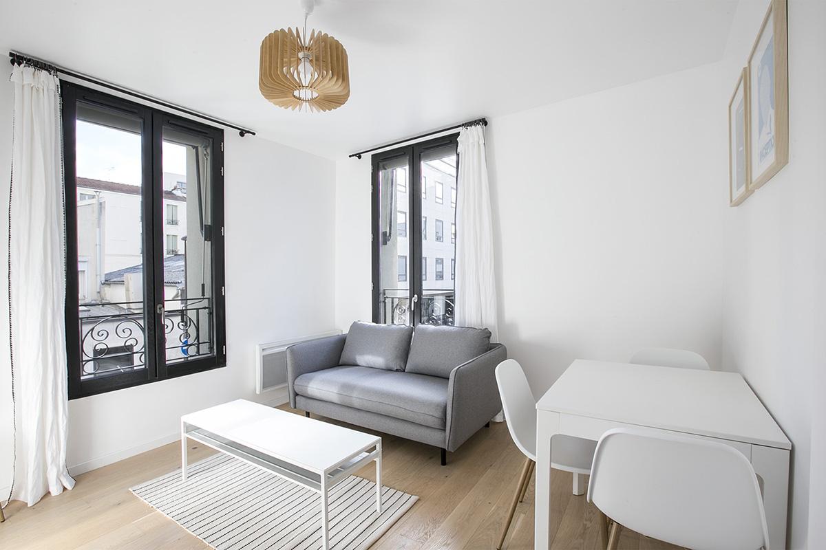 Projet immobilier Paris Balieue