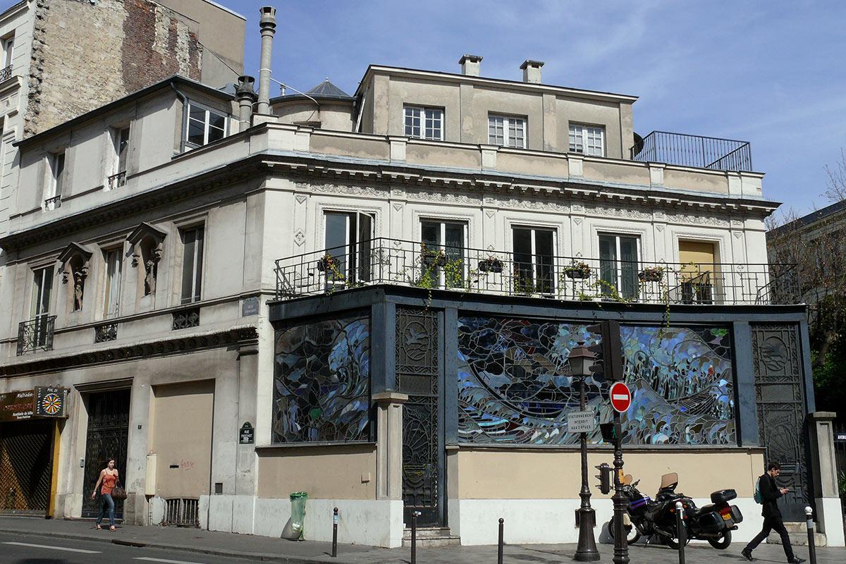 Style Art Déco à Paris