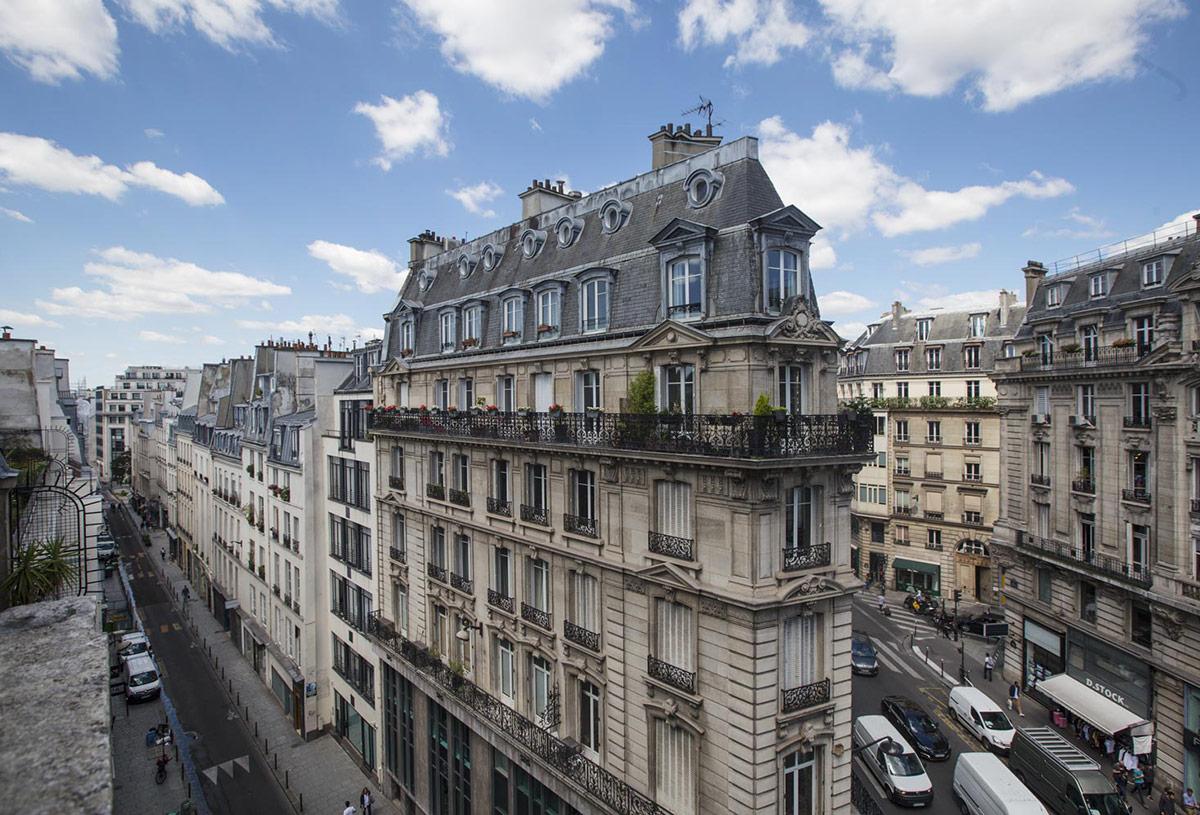 Paris life Mag Le style haussmannien