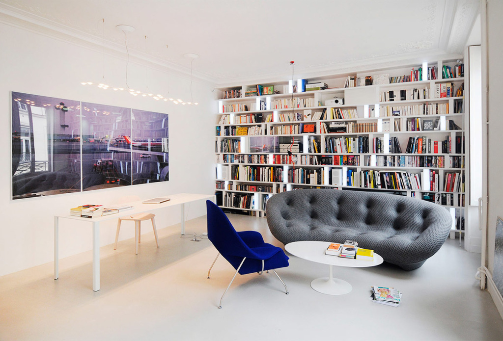A bright, contemporary apartment - Paris apartments