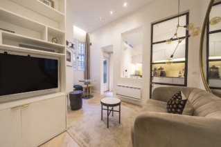 Rent a studio apartment in Paris home