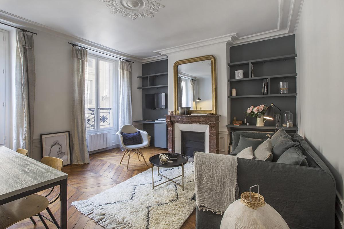 Interior design - Paris