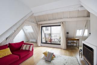 chez soi appartement salon louer à Paris