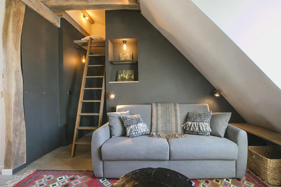 cocooning studio à louer Paris