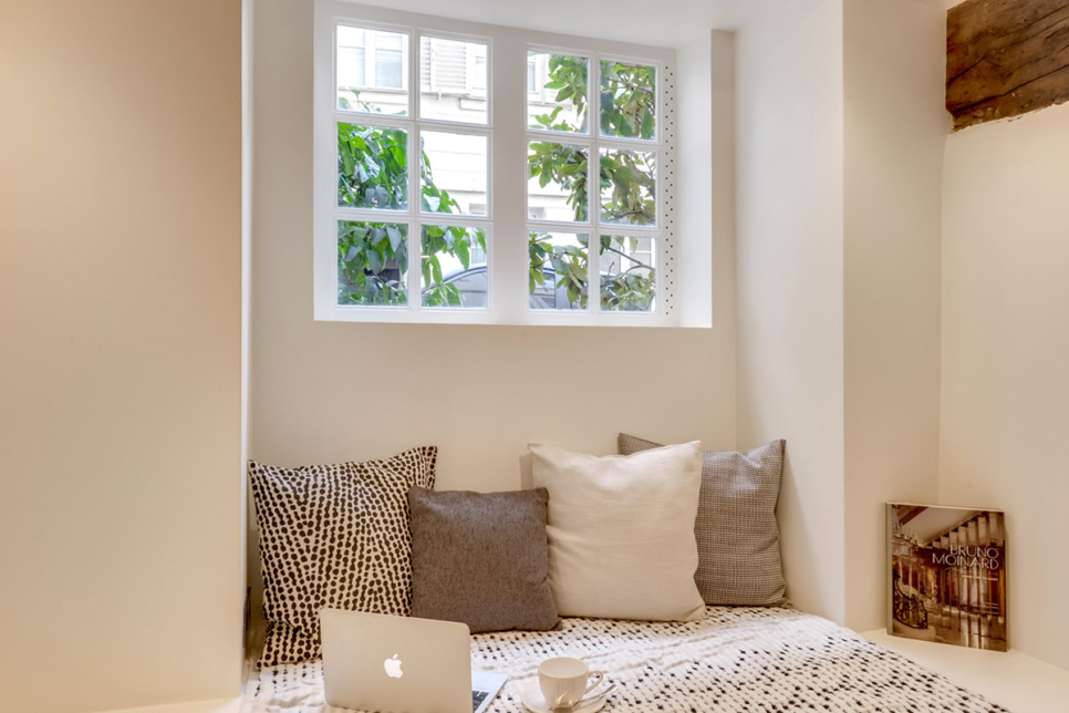 A cosy corner in your apartment