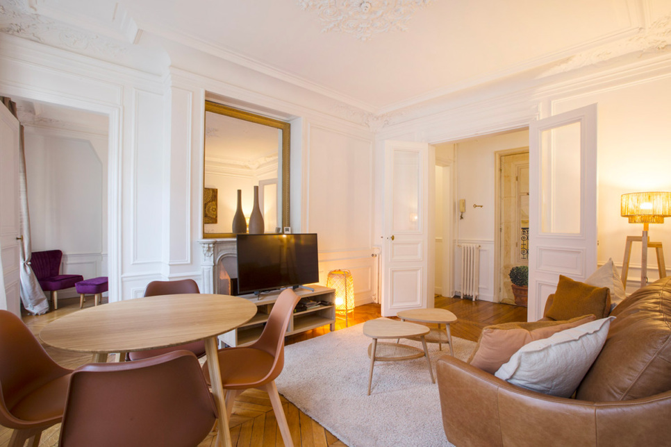 Appartement location business Paris