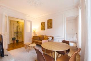 Deux chambres meublé location pour entreprises