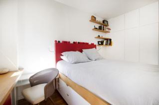 Aménager un bureau dans une chambre à coucher