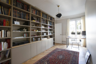 appartement meublé bureau séparé