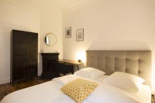 Coin bureau appartement une chambre Paris