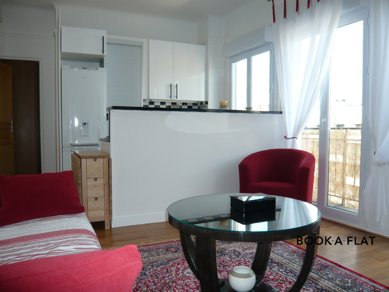 Paris Boulevard Murat Apartment for rent
