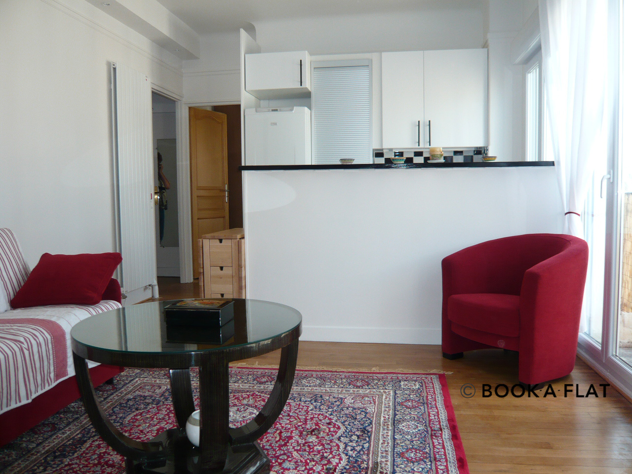 Apartment Paris Boulevard Murat 3
