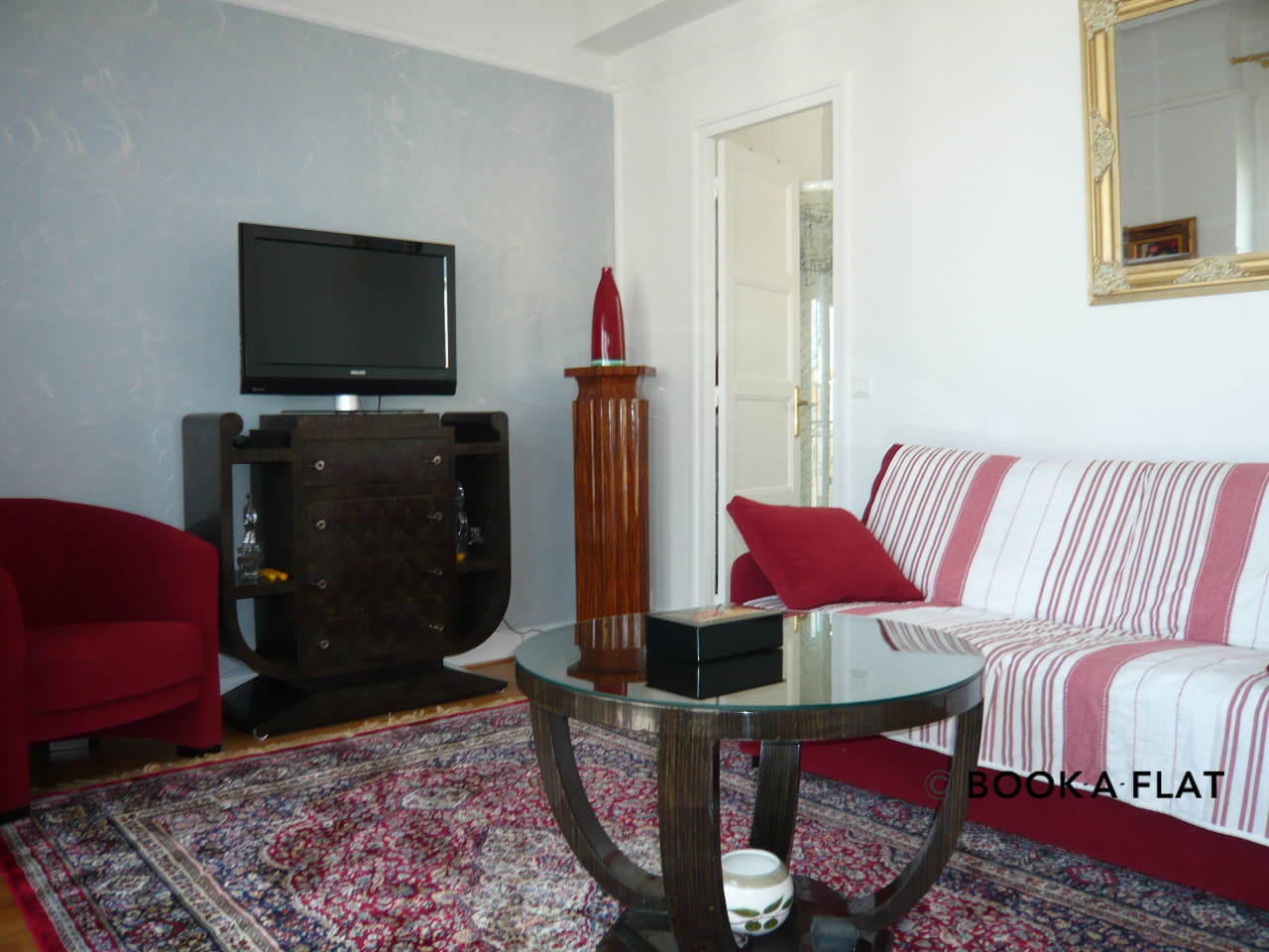 Apartment Paris Boulevard Murat 5
