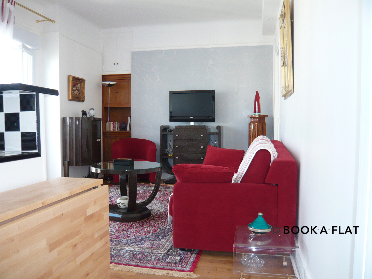 Apartment Paris Boulevard Murat 6