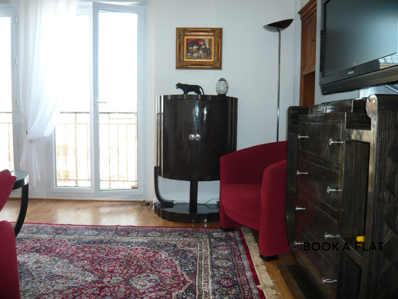 Apartment Paris Boulevard Murat 7