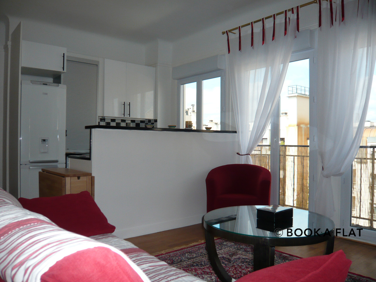 Apartment Paris Boulevard Murat 8