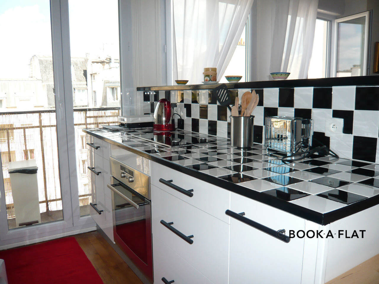 Apartment Paris Boulevard Murat 10