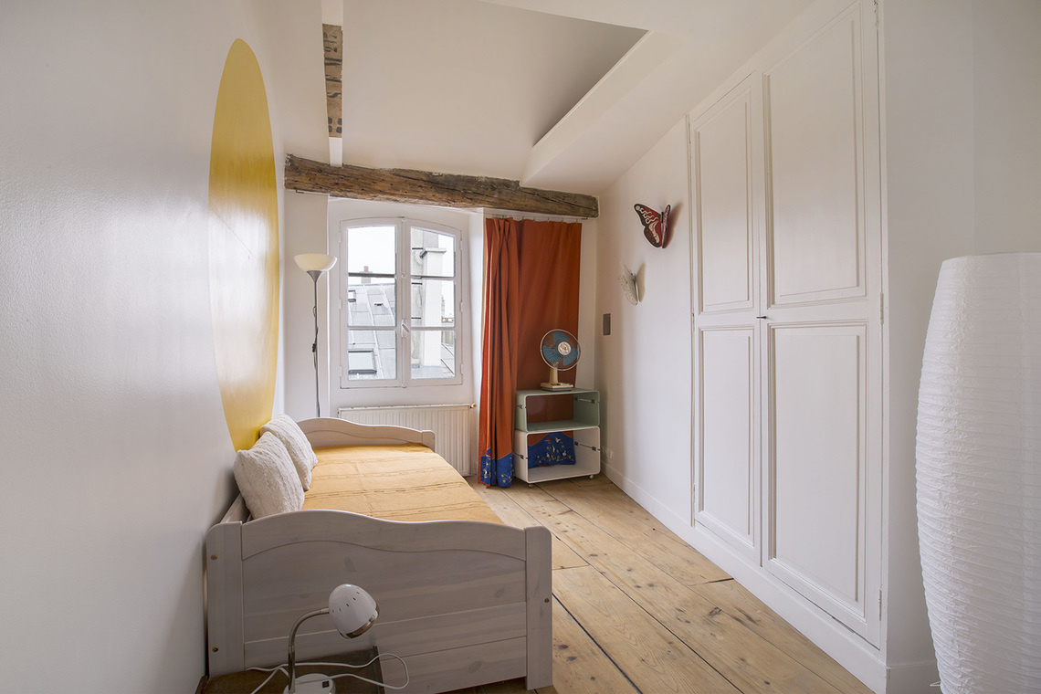 Appartement Paris Rue des Bourdonnais 18