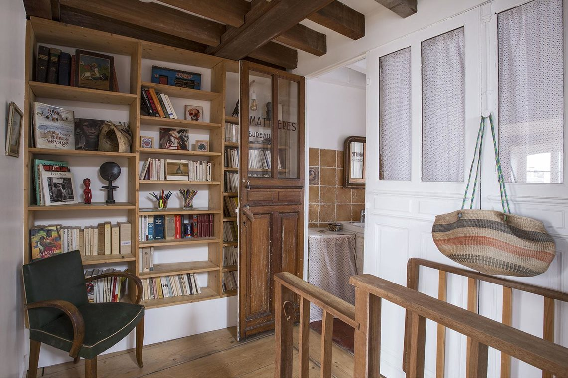 Appartement Paris Rue des Bourdonnais 11