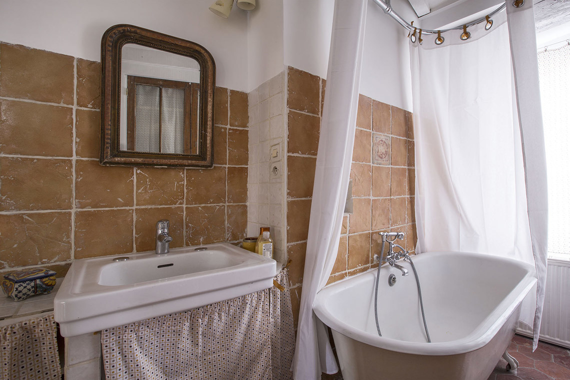 Appartement Paris Rue des Bourdonnais 12