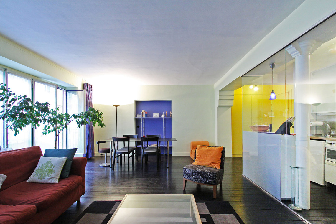 Furnished apartment for rent Paris Rue Jean Beausire