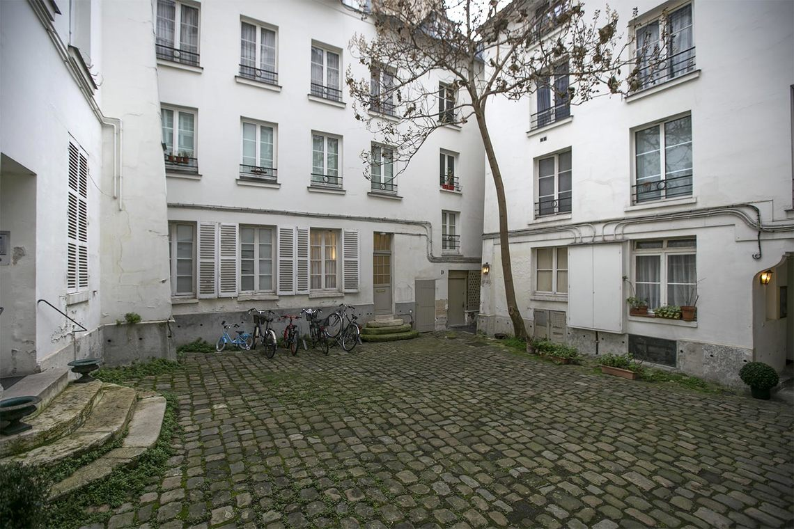 Apartment Paris Rue Saint Jacques 11