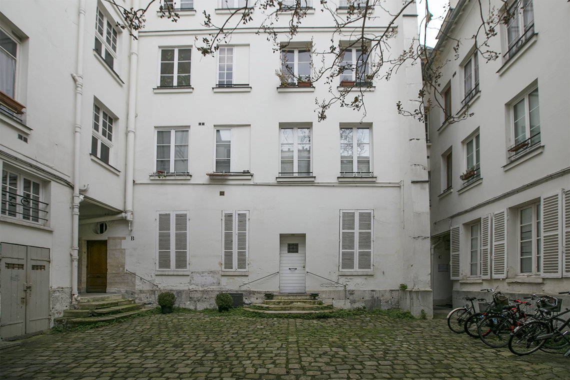 Apartment Paris Rue Saint Jacques 12