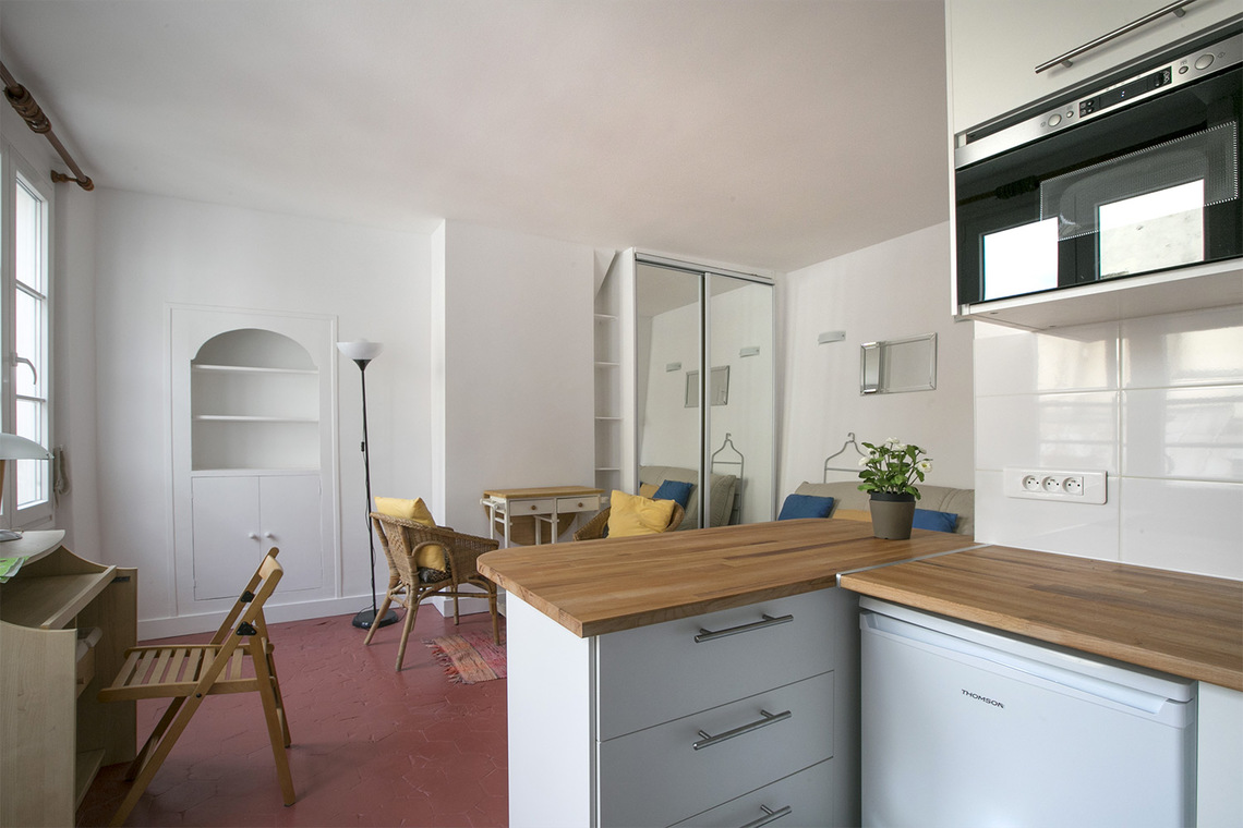 Apartamento Paris Rue Saint Jacques 4