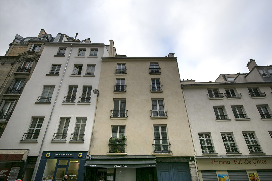 Apartment Paris Rue Saint Jacques 13